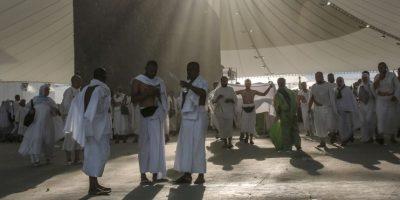 Fotos: Así se vive la tragedia en La Meca que dejó cientos de muertos