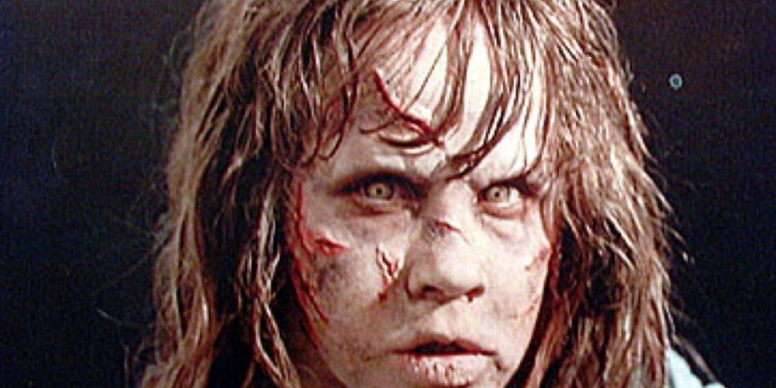 """Linda Blair solo se hizo famosa por """"El Exorcista"""". Foto:vía Warner Bros"""