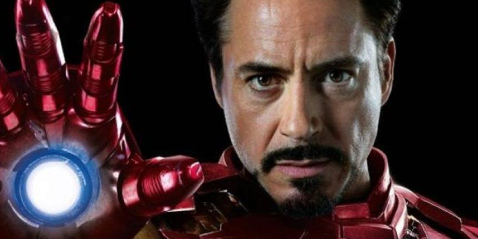 "Robert Downey Jr. renació como ""Iron Man"". Foto:vía Disney"