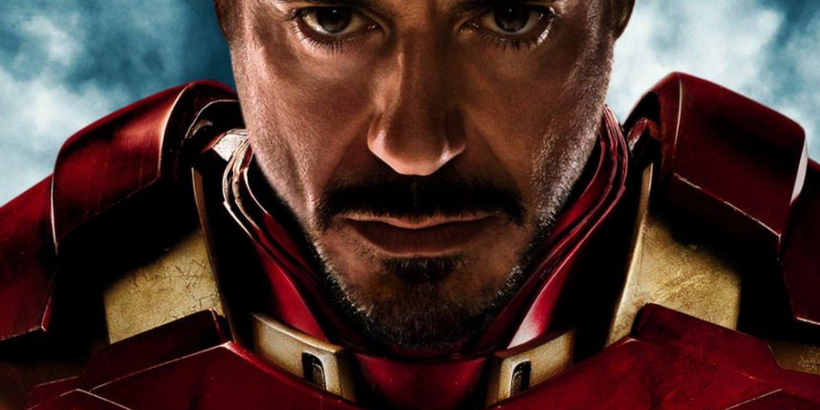 """Pero solo tiene papeles de hombre """"cool"""", poderoso, sarcástico y con genio volátil. Foto:vía Disney"""