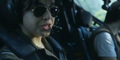 """Michelle Rodríguez hizo de joven ruda en """"Fast & Furious"""" y """"Avatar"""". Foto:vía Fox"""