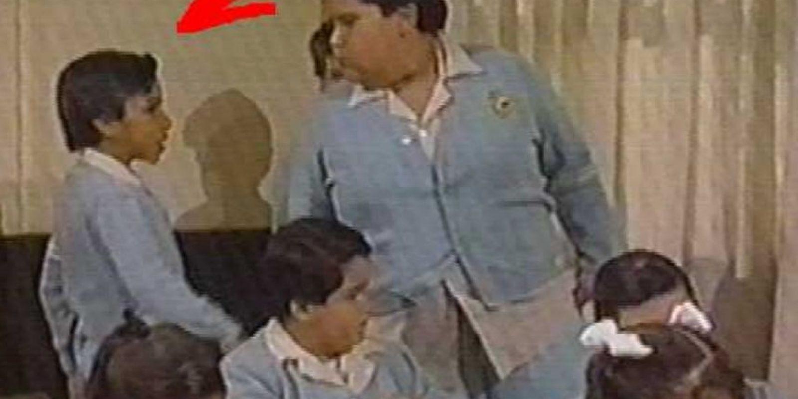 """¿Quién no se acuerda de """"Carrusel de Niños""""? Foto:vía Televisa"""
