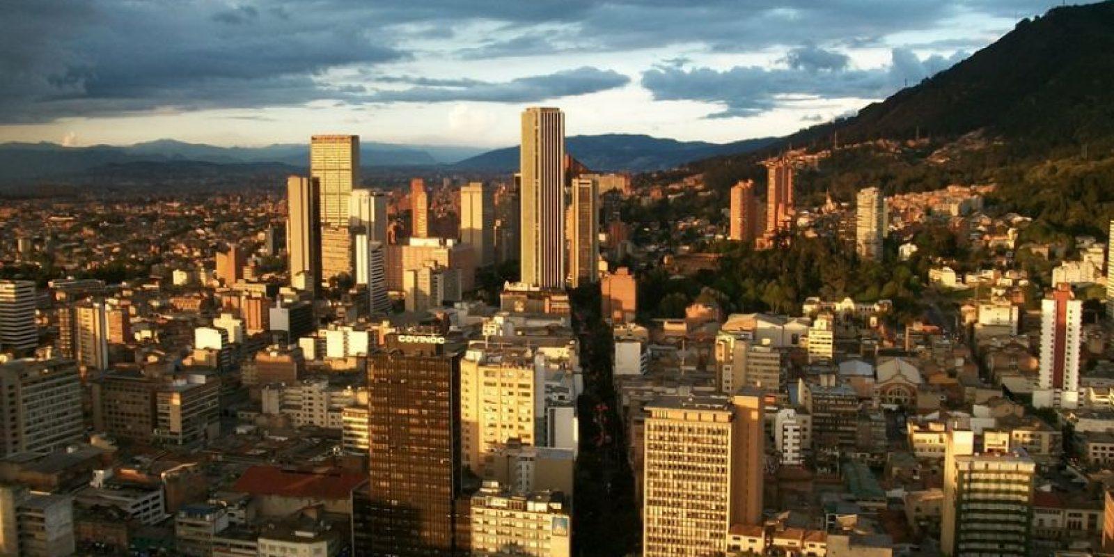 10. Bogotá. Es la segunda latinoamericana que completa el ranking. Foto:Vía wiki
