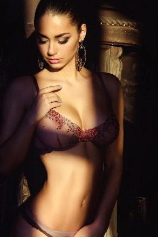 Es una modelo rusa Foto:Vía instagram.com/helga_model