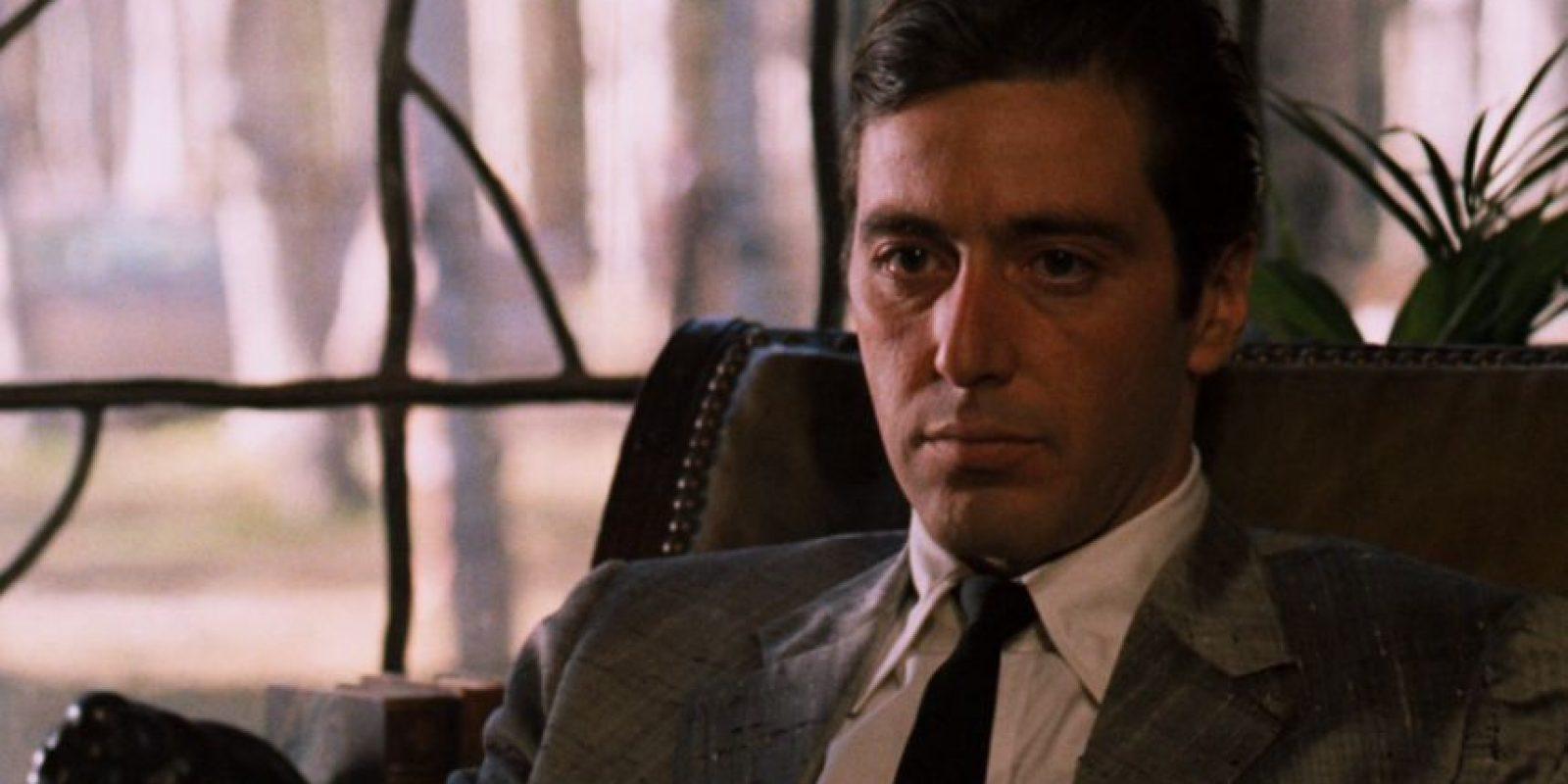 """Llamó a uno de sus hijos Michael Corleone en honor al personaje de """"El Padrino"""". Foto:vía Tumblr"""