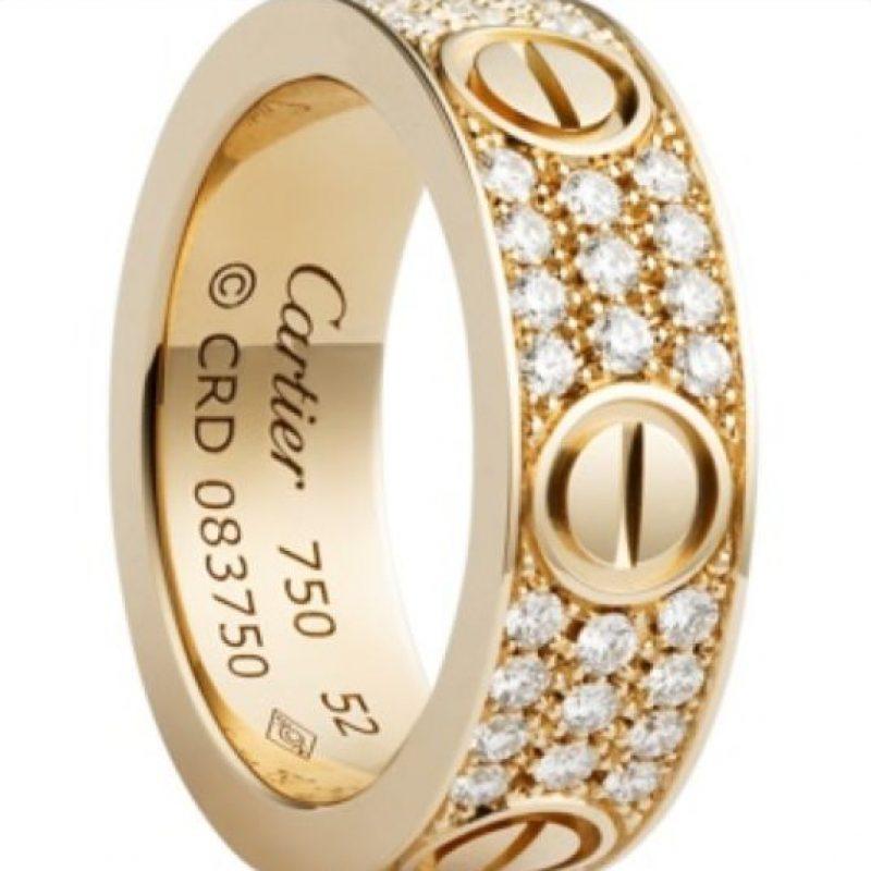 También adicta a las joyas caras. Foto:vía Cartier