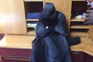¿Quién es este jugador? Todos se sorprendieron al verlo llegar a entrenar con esta ropa. Foto:Vía instagram.com/micahrichards
