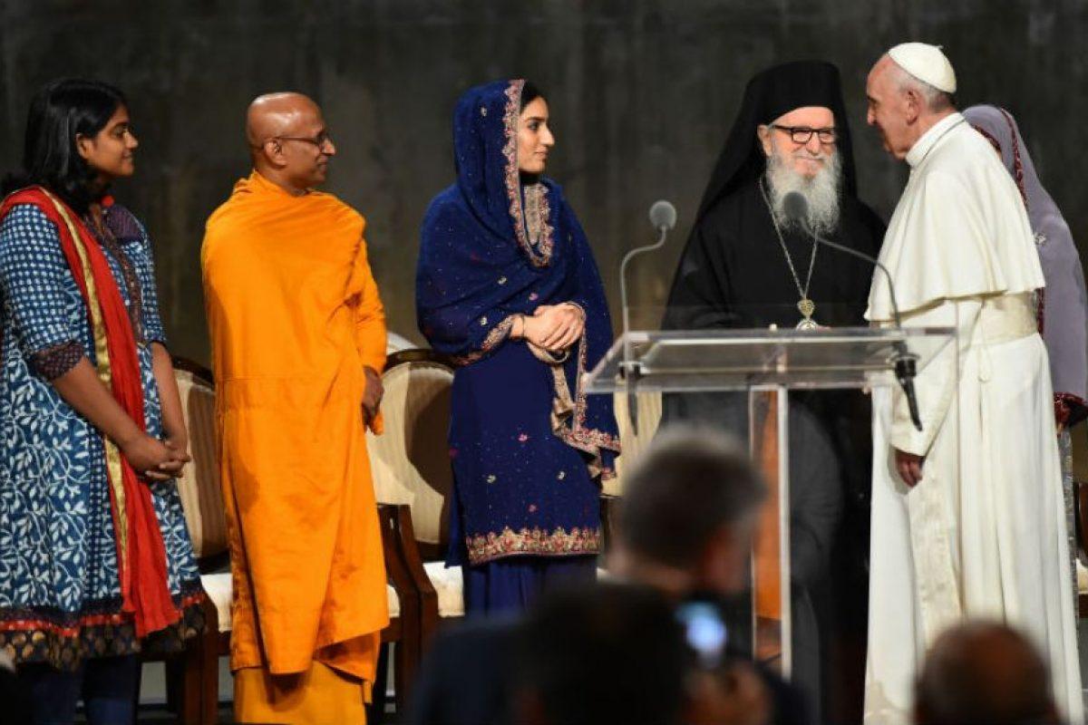 Así como de distintas ideas políticas Foto:AFP