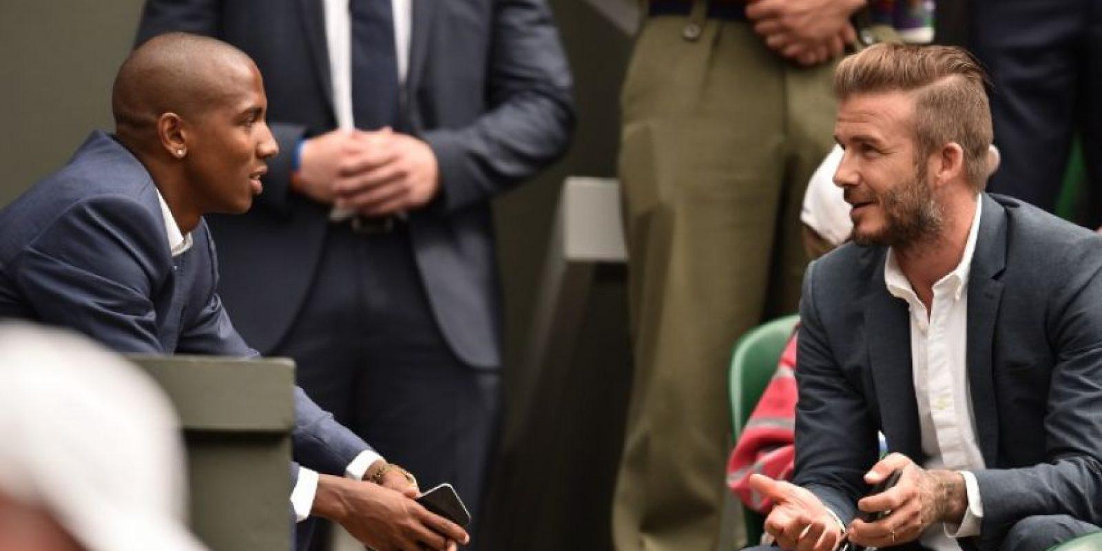 El exfutbolista inglés le hizo llegar su petición a la asamblea de la ONU. Foto:AFP