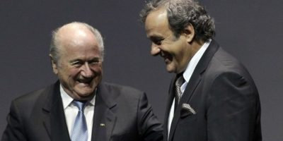 Abren proceso penal contra Blatter, Platini podría estar implicado