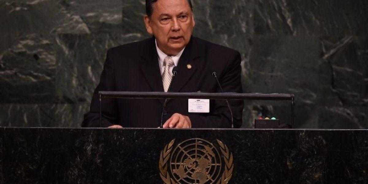 """Vicepresidente Alfonso Fuentes: """"Desde abril, Guatemala es un ejemplo para el mundo"""""""