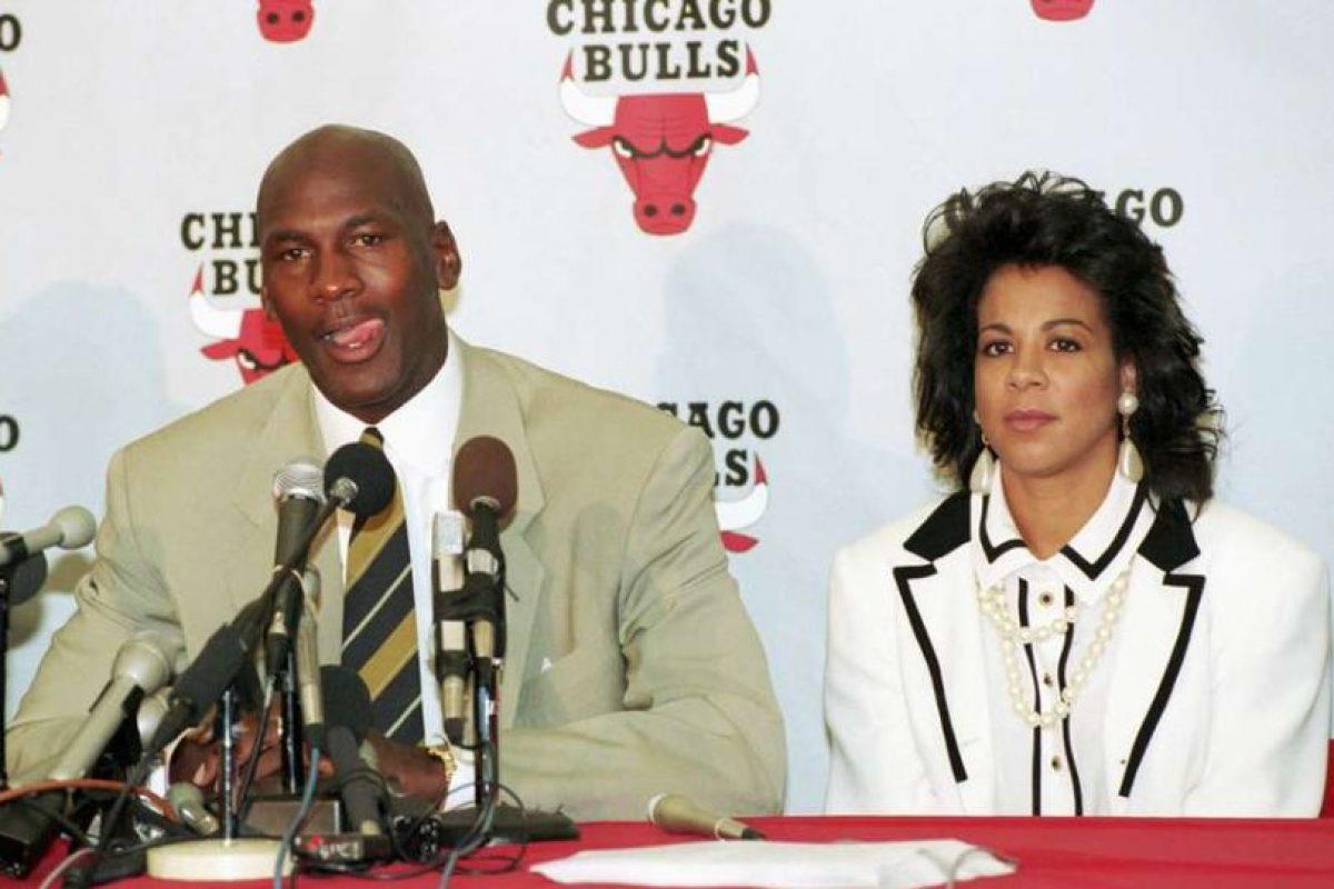 Michael Jordan Foto:Getty Images