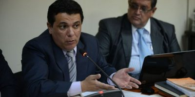 Magistrado de Quiché se defiende en caso de soborno y sigue en carceleta