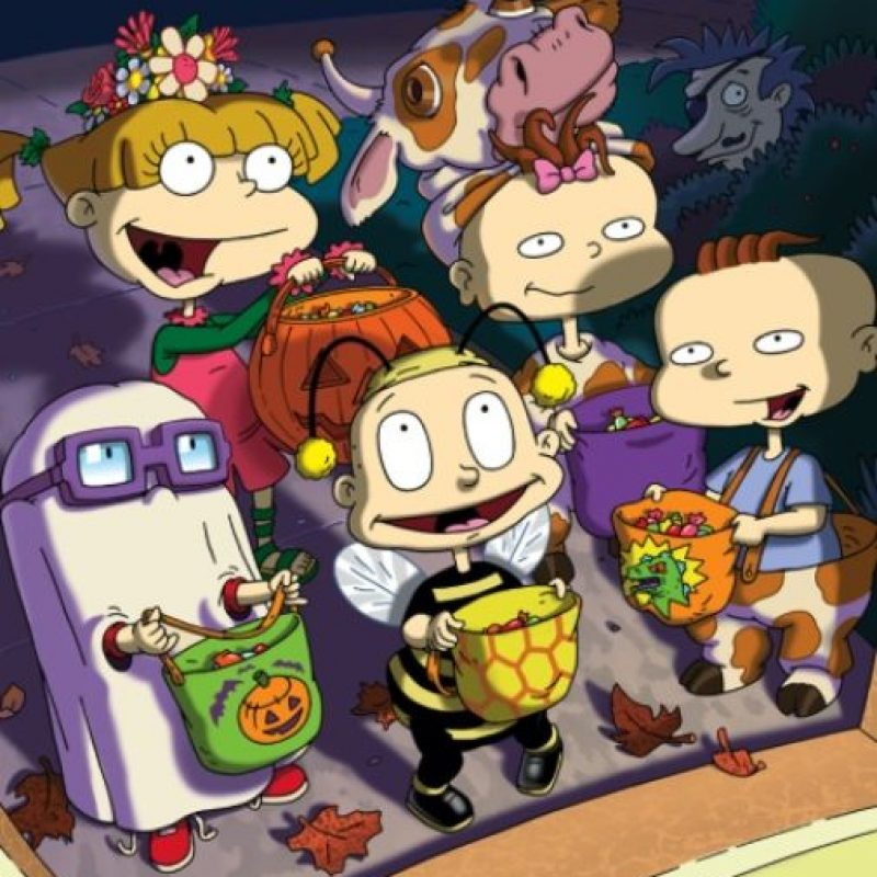 lil rugrats get lost movie - 736×685