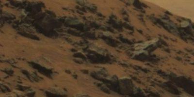 Fue descubierta en junio de 2015 Foto:original en http://mars.nasa.gov/msl/multimedia/raw/?rawid=0978MR0043250040502821E01_DXXX&s=978