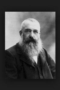 El pintor francés Claude Monet Foto:Wikipedia