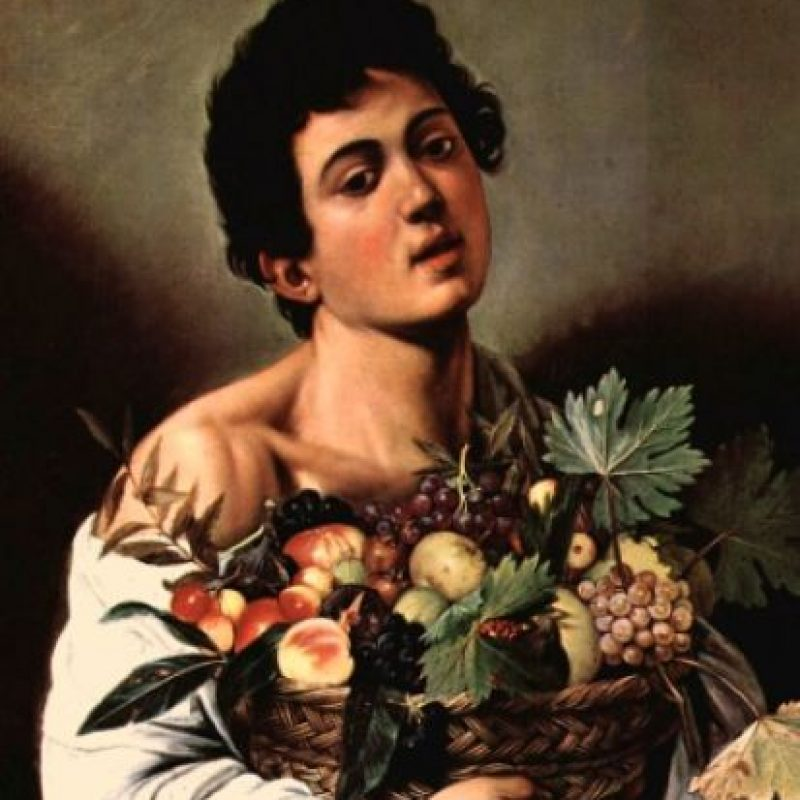 El famoso pintor italiano Caravaggio Foto:Wikipedia