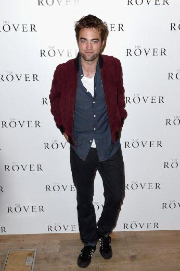 "En 2008, ganó gran popularidad al interpretar al vampiro ""Edward Cullen"", un personaje de la saga literaria ""Twilight"". Foto:Getty Images"