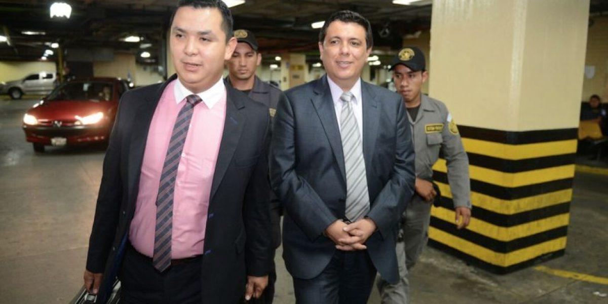 Magistrado de Quiché señalado de corrupción beneficiado con fianza de Q50 mil