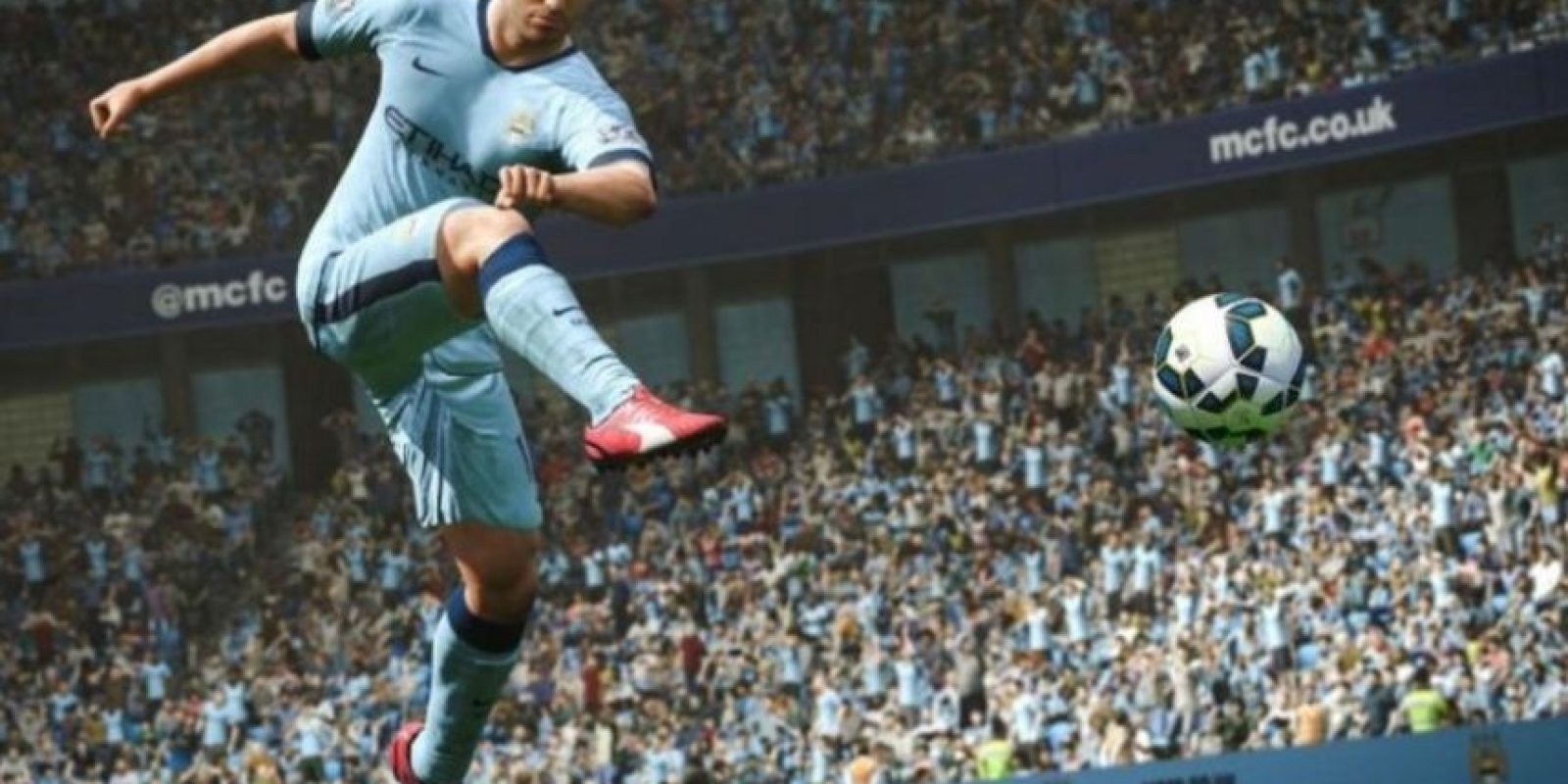 10) Definición con mayor técnica. Foto: EA Sports