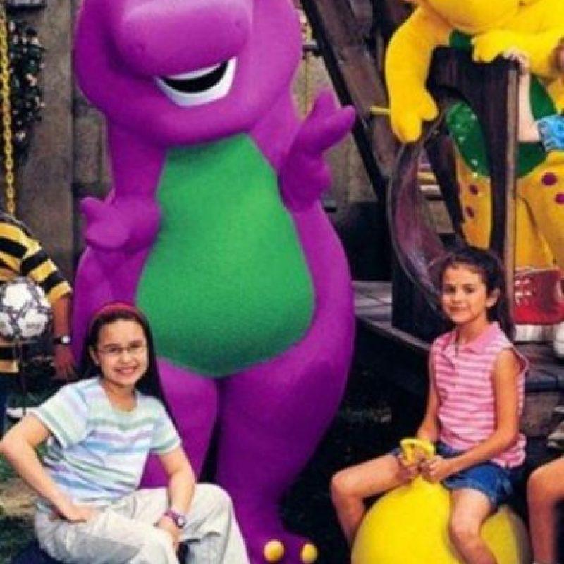 Compartió créditos con Demi Lovato. Foto:childstarlets.com