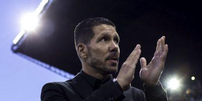 El éxitoso y carismático DT del Atlético de Madrid tiene 45 años Foto:Getty Images