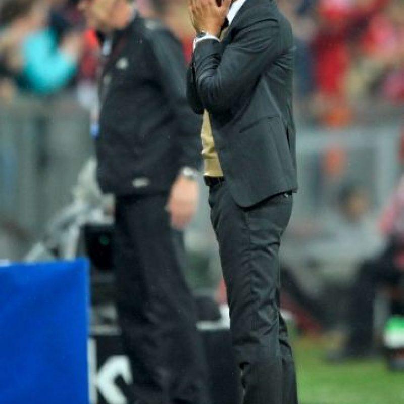 A sus 44 años lo ha ganado todo como entrenador del Barcelona y Bayern Múnich Foto:Getty Images