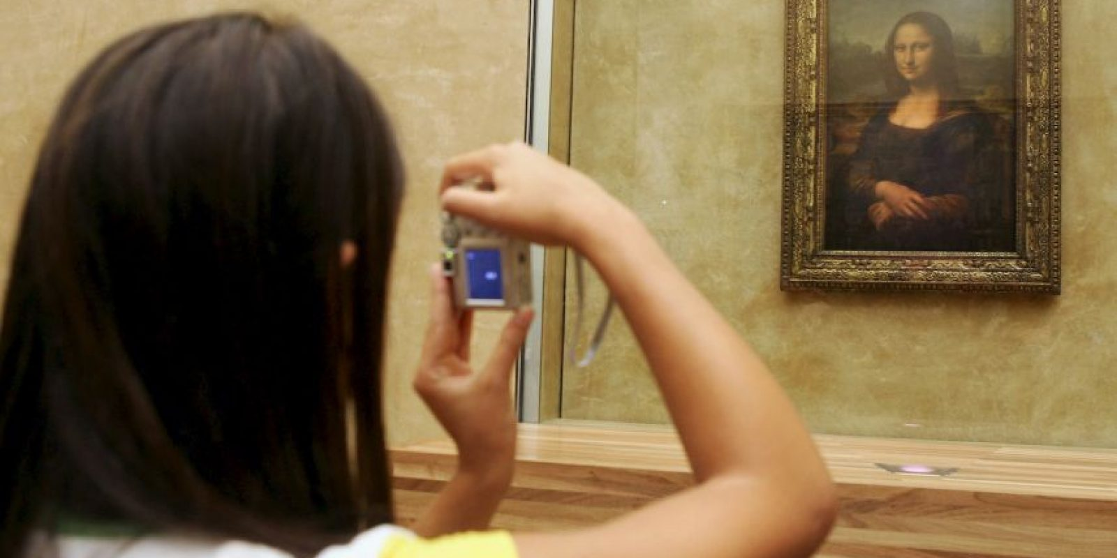 Se trata de restos óseos de Lisa Gherardini la mujer que modeló para Da Vinci. Foto:Getty Images