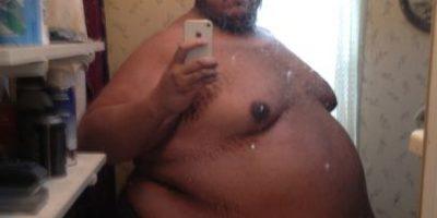Fotos: Trató de que lo insultaran por Internet y de esta manera perdió 120 kilos
