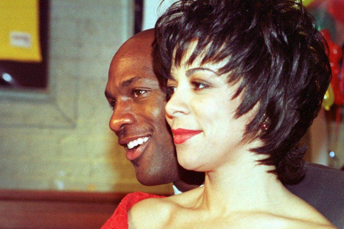 """""""MJ"""" tuvo que pagar 168 millones de dólares para separarse de Juanita Vanoy Foto:Getty Images"""