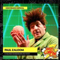 Beakman fue interpretado por el actor y titiritero Paul Zaloom. Foto:vía Facebook