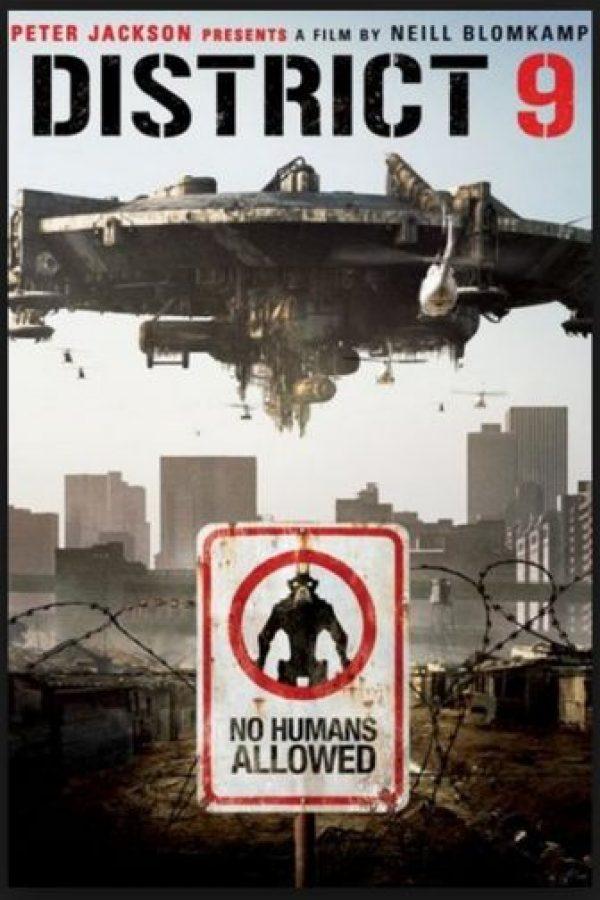 """La ciencia ficción tuvo una gran cinta con la historia de invasión """"pacífica"""" de la tierra por alienígenas Foto:TriStar Pictures"""
