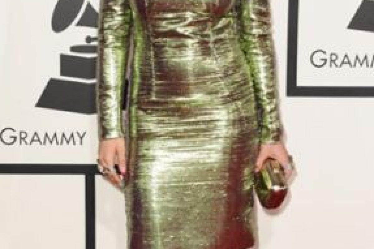 Rita Ora. Foto:vía Getty Images