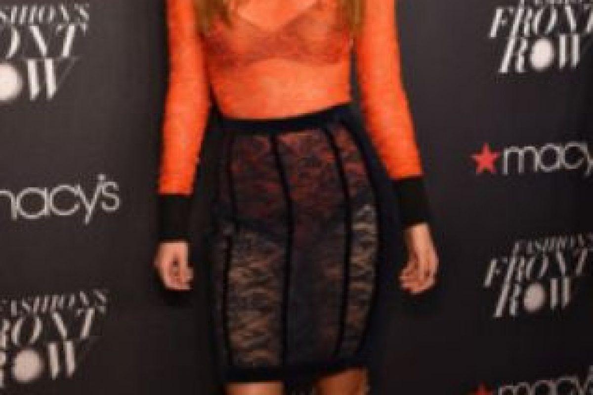 Bella Thorne. Foto:vía Getty Images
