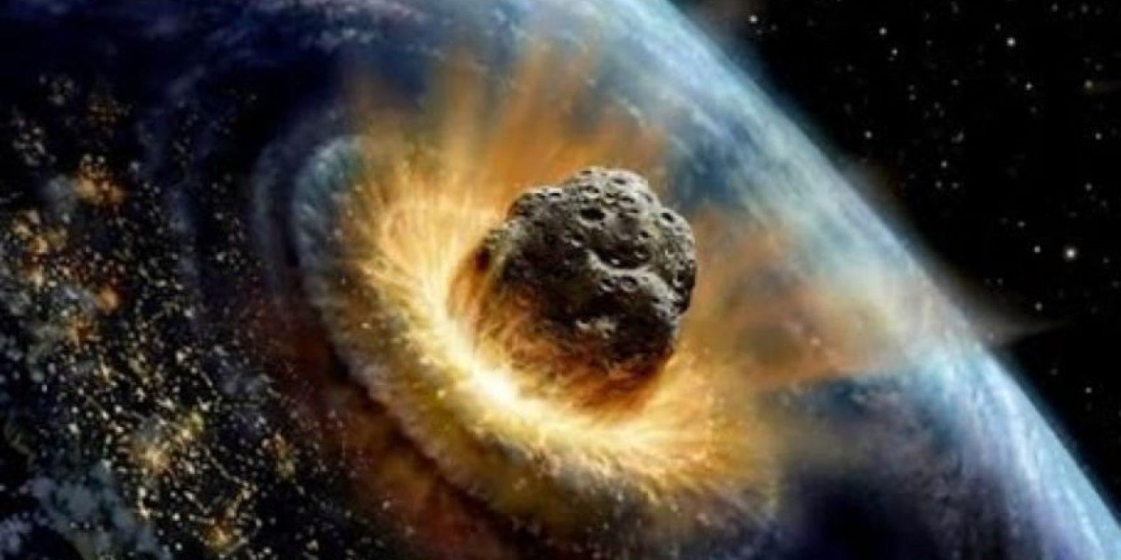 Todo asteroide de más de un kilómetro es clasificado como potencialmente peligroso (PHA). El que mató a los dinosaurios tenía 9 kilómetros. Foto:vía Astroart