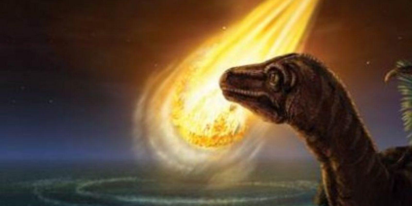 Este tipo de colisiones han causado la extinción masiva dos veces. Foto:vía Astroart