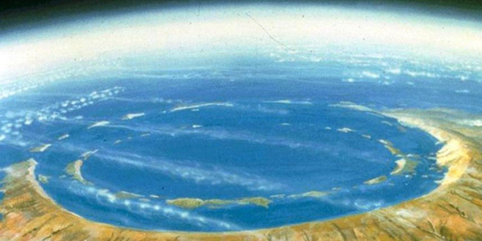 Uno de los más cercanos en rozar la Tierra fue el asteroide Apofis en 2004. Aunque el riesgo es que vuelva en 2029. Pasaría a 35 mil kilómetros de la Tierra. Foto:vía Astroart