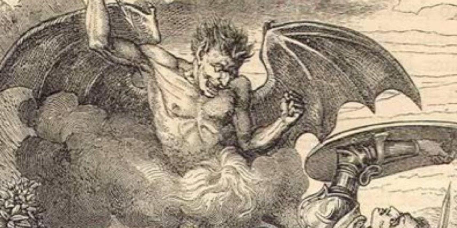 """Así que solo verán imágenes apocalípticas en películas como """"2012"""" e """"Impacto Profundo"""". Foto:vía Wikipedia"""