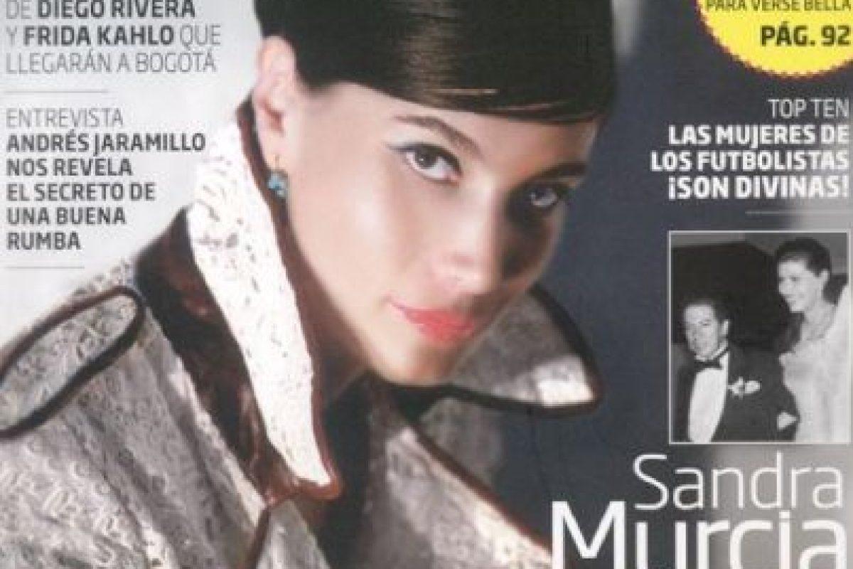 De hecho, es admirada por personajes como la actriz Isabelle Adjani, que dijo que su belleza superaba todo lo que hubiese visto. Foto:vía Cromos