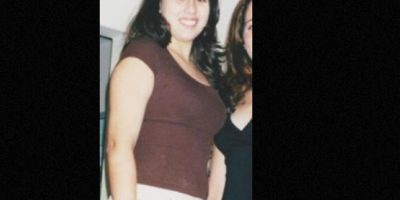 Angelique Millis también se odiaba por gorda. Foto:vía Facebook