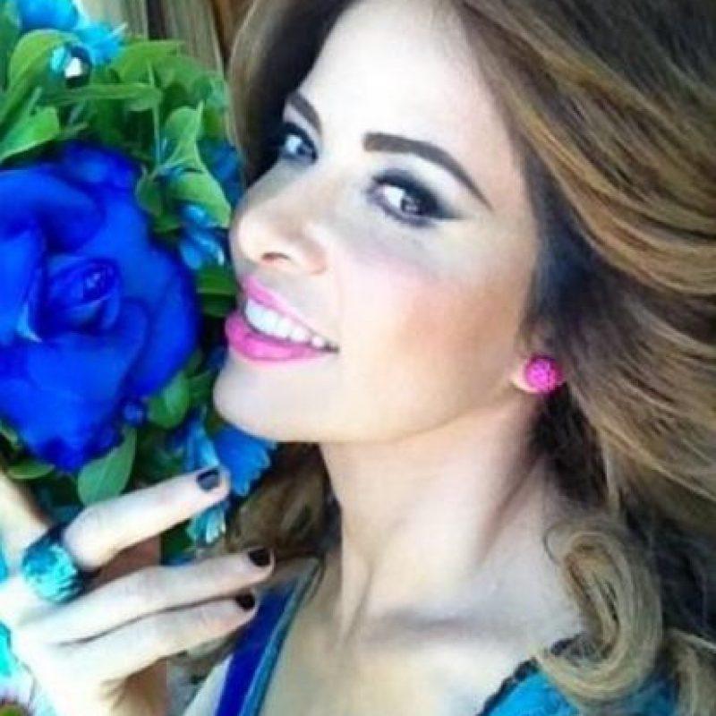5. La cantante mexicana Gloria Trevi desmiente tener parálisis por usar botox Foto:Twitter
