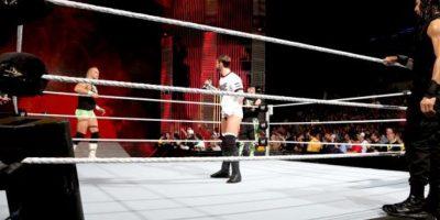 Punk ha sido siete veces Campeón Mundial de lucha libre Foto:WWE