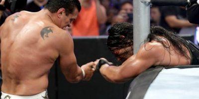 Obtuvo un récord de nueve victorias y cinco derrotas Foto:WWE