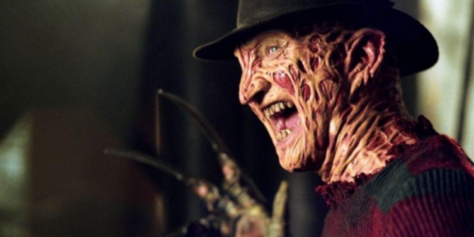 """""""Pesadilla en la calle del infierno"""" Foto:IMDb"""