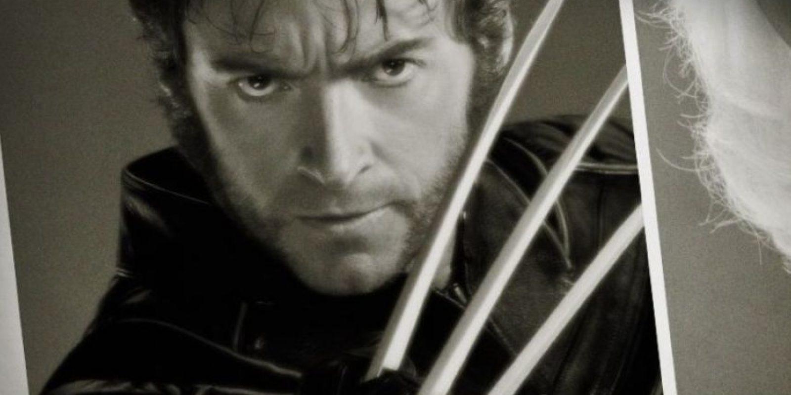 """""""Wolverine 3"""" será su última participación en la trilogía. Foto:Instagram/xmenmovies"""