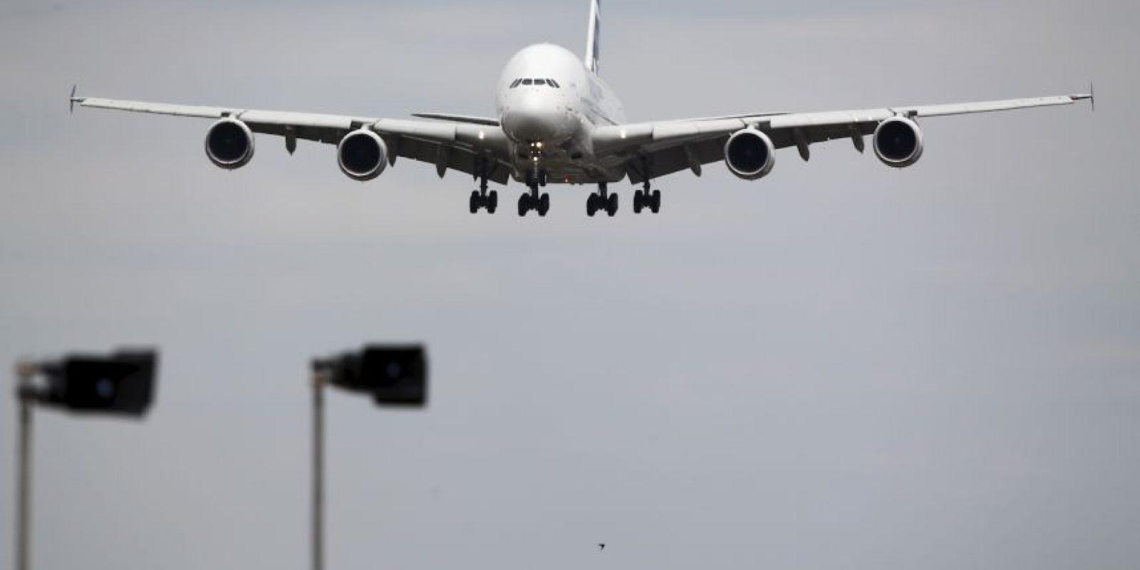 Dispone de una capacidad máxima de 853 pasajeros Foto:Getty Images