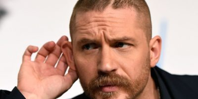 Tom Hardy es un actor británico. Foto: Getty Images