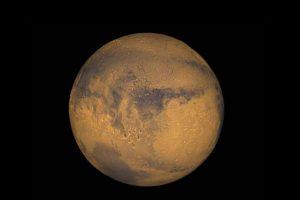 Con la que la agencia ha explorado al planeta. Foto:Vía nasa.gov