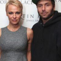 Pamela Anderson y Rick Salomon Foto:Getty Images