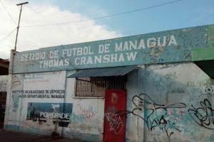 La selección femenina jugará el Preolímpico de la Uncaf en este escenario inaugurado en 1960. Foto:Fredy Orozco, ACD